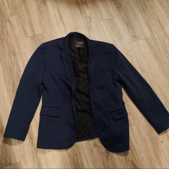 21men Other - Navy 21 Men blazer